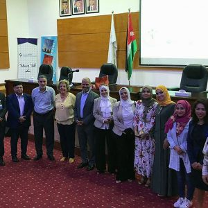 Open Discussion About The Work Environment And The Challenges With The Female Activists Of Aqaba At ASEZA